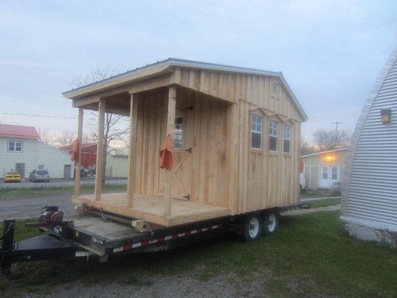 Manitoba Amish Shed