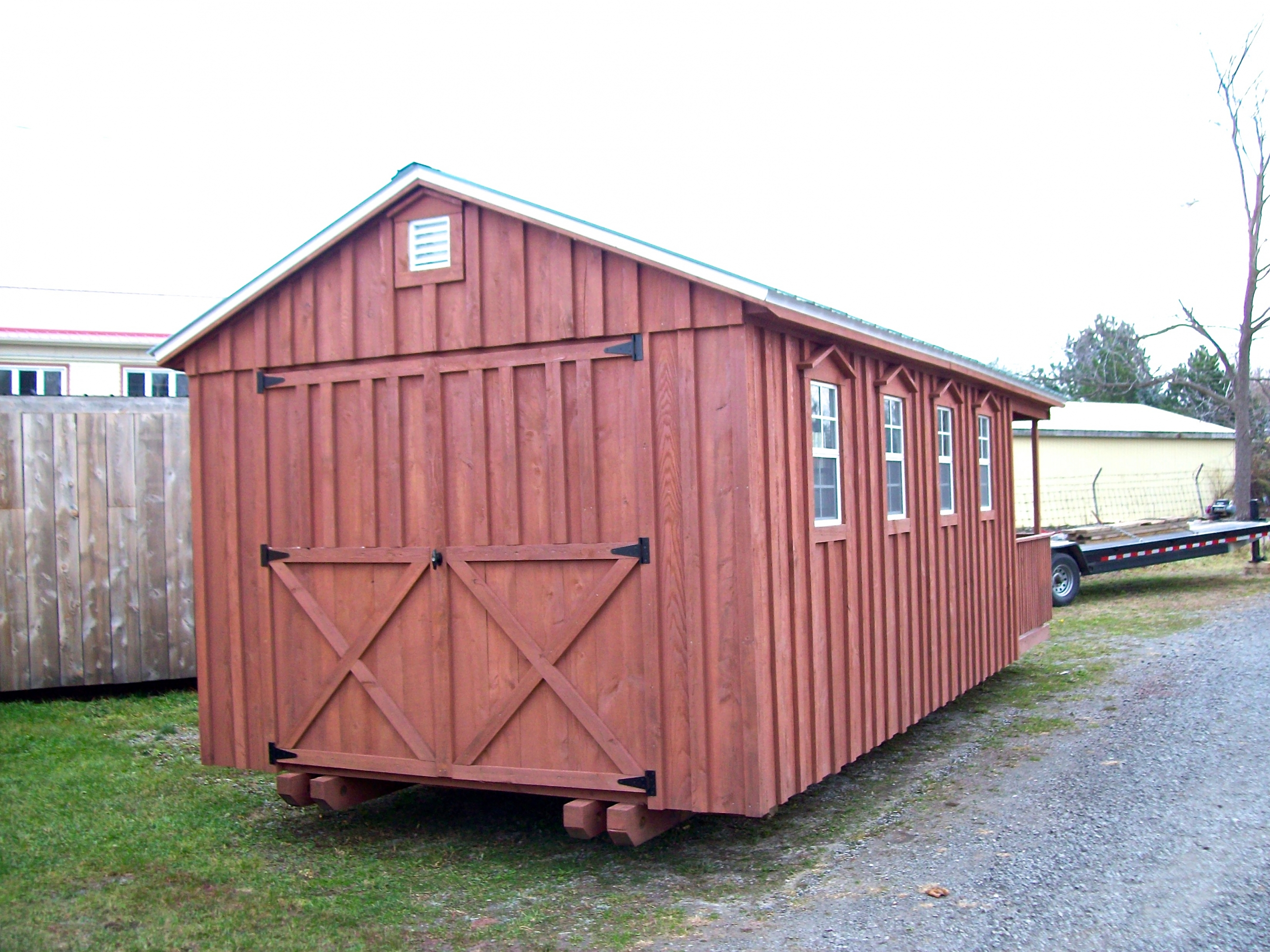 Quality Built Amish Sheds