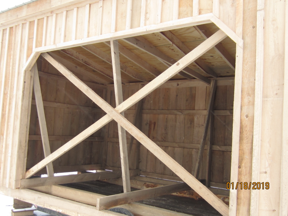 Ontario Amish Shed
