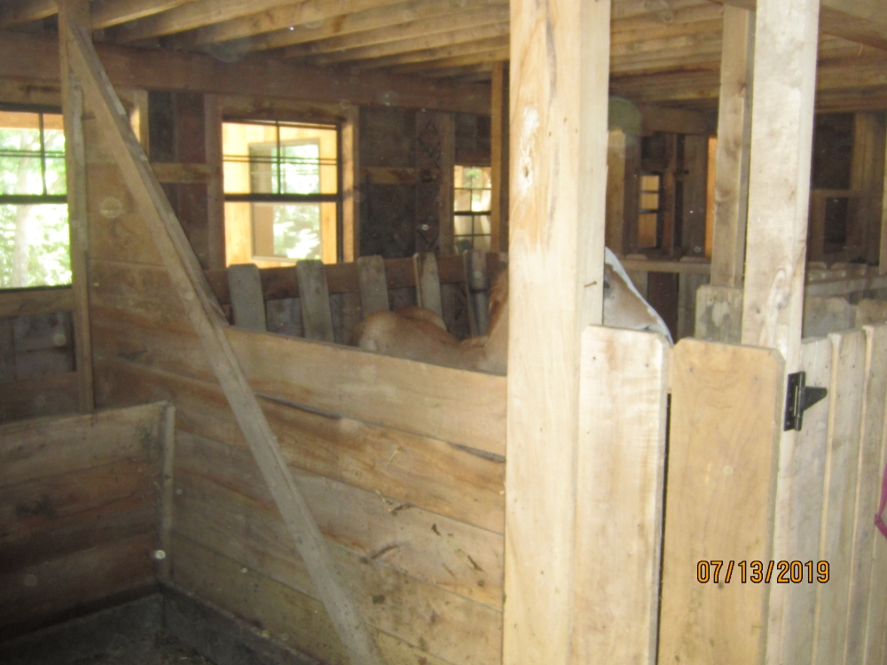 Durable Amish Wood Cabin