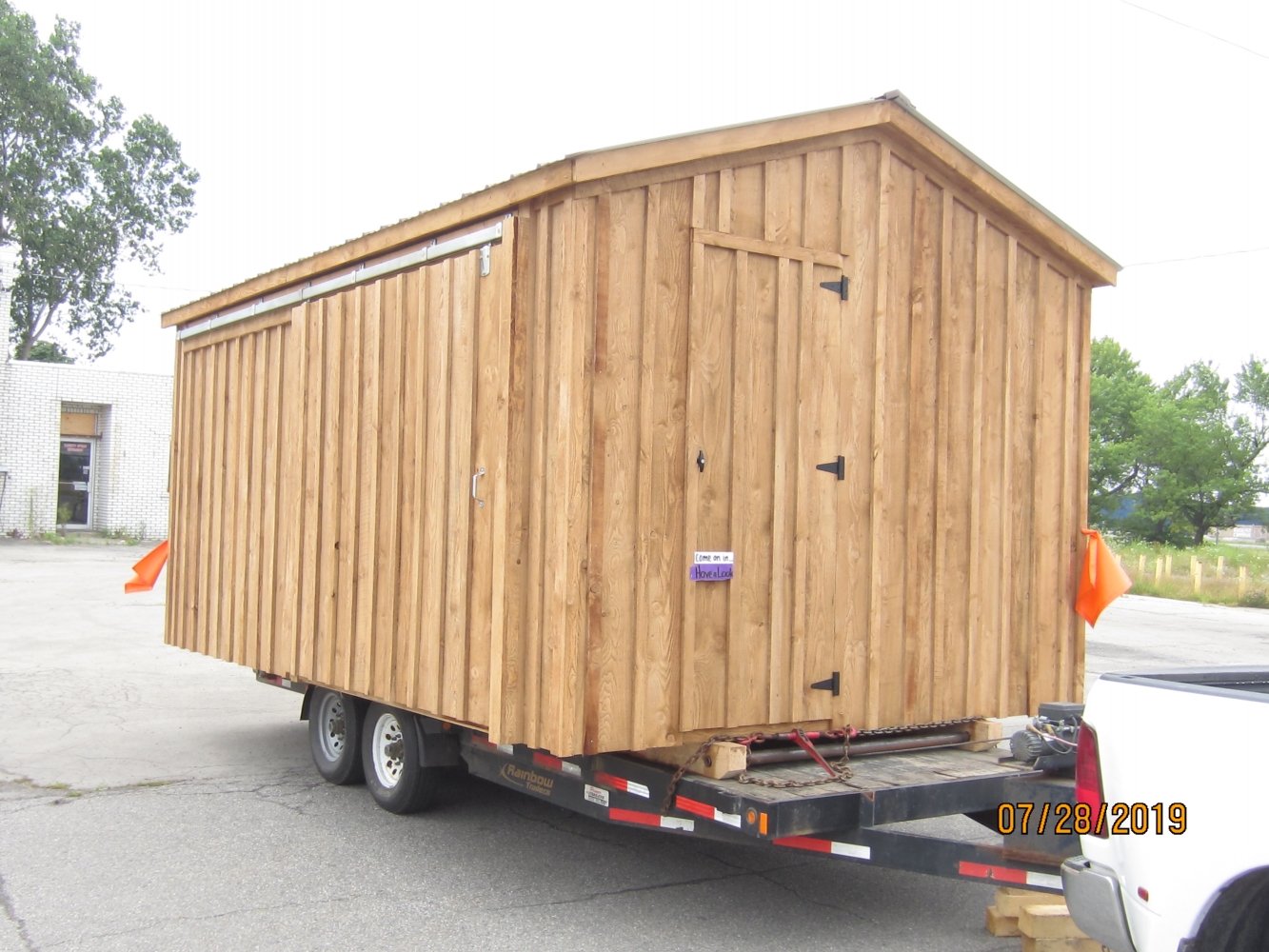 Custom Amish Woodwork