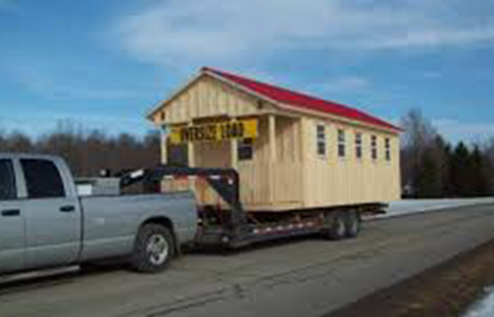 Amish Deck